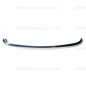 Morris Mini Chrome Front Rear-Bumper-Bar-Budget