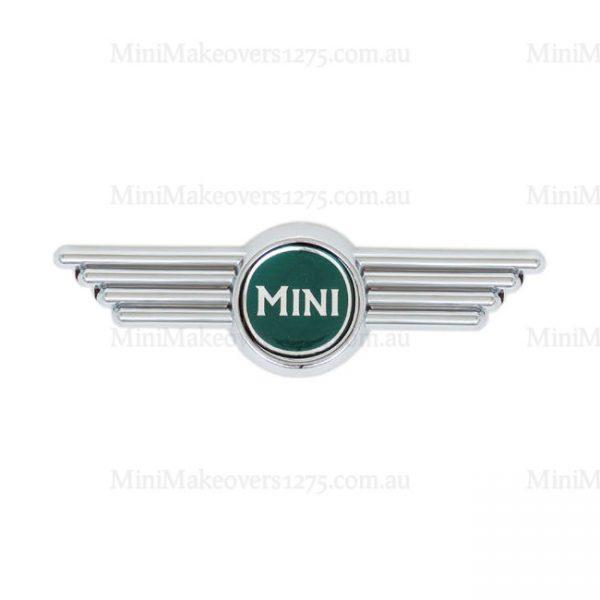 Mini brand logo