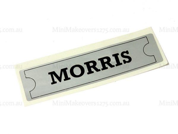 Morris Sticker