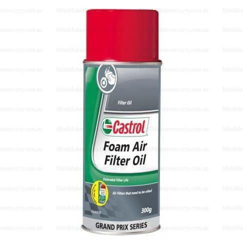 Castrol Foam Air Filter Oil