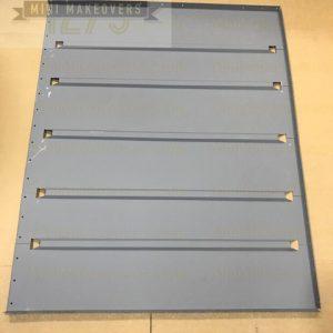 Moke Rear Floor Panel