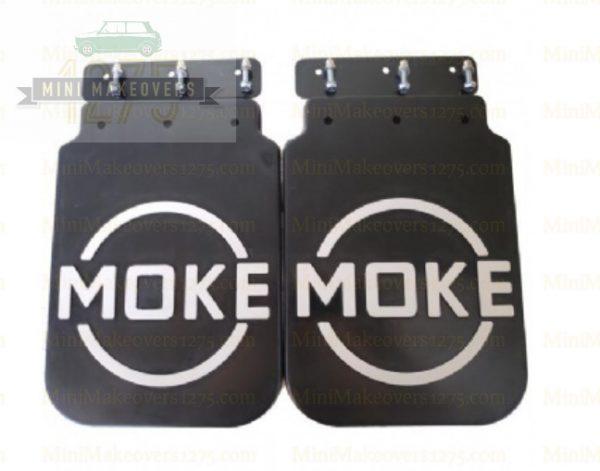 Moke Rear Mud Flap Kit