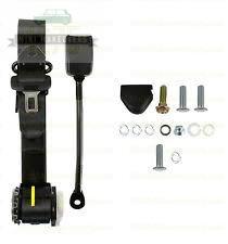 Moke Front Lap Non Retractable Seat Belt - 450mm Stalk