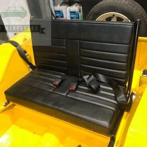 Moke Rear Bench Seat (Custom Australian Made)