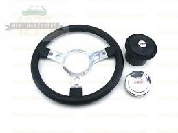 Mini & Moke 13 inch Mountney Steering Wheel Kit