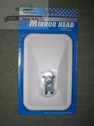 Moke External Rear Vision Mirror