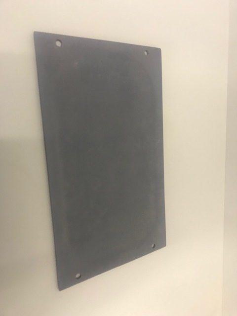 Moke Battery Side Cover plate
