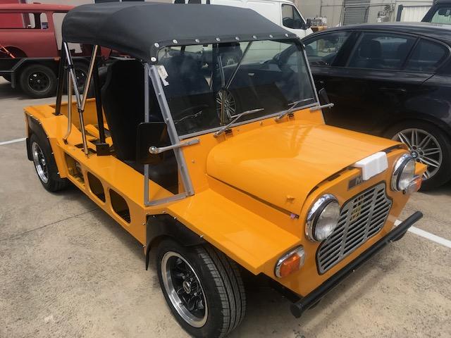 Leyland Mini & Moke