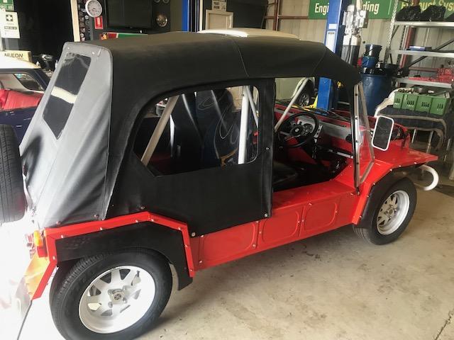 mini moke car